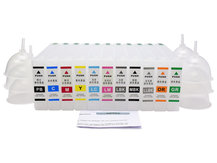 Refillable Cartridge Set for EPSON SureColor P5000